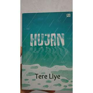 Novel Tere Liye Hujan
