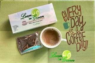 Lean 'N Green Slimming Coffee (Halal)