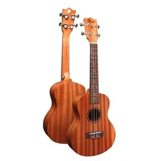 """Best Buy!!! Beginners learner's choice of ukelele (24"""" Concert) at $70 only!!!"""