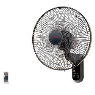 "KDK REMOTE WALL FAN (40cm/16"")"