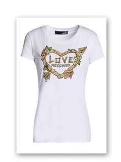 🈹️🆕Love Moschino Love Tee