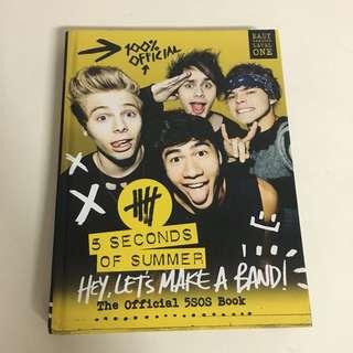 5SOS official book