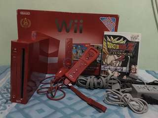 Nintendo Wii (Negotiable)