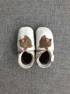 Bobux Soft Sole Leather Baby Shoes