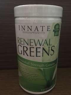 Innate Renewal Greens 300g Dietary Supplement