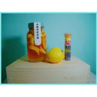 (聖美人)新品限量供應 [媽媽工房]冰糖檸檬果醋 830G