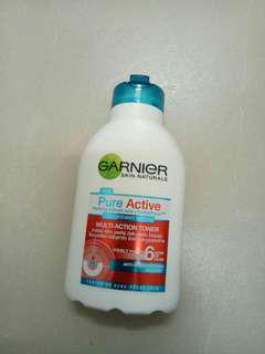 Garnier Pure Active Multi-action Toner