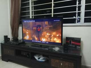 Sony 46 inch led smart tv