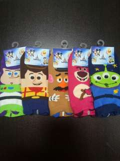 🚚 Disney Toy Story Kid Sock (3-5 Yrs Old)