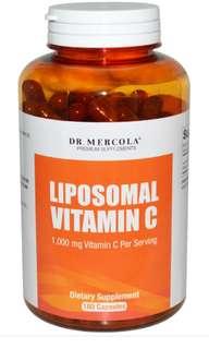 Dr Mercola Liposamal Vitamin C