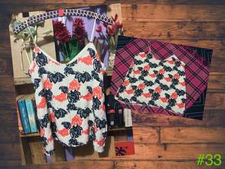 Floral Cami top