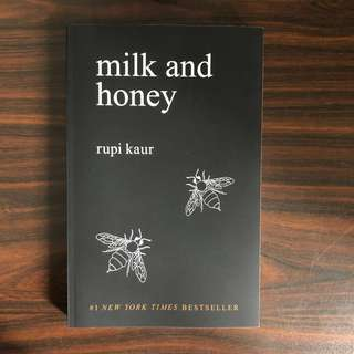 [BN] milk and honey