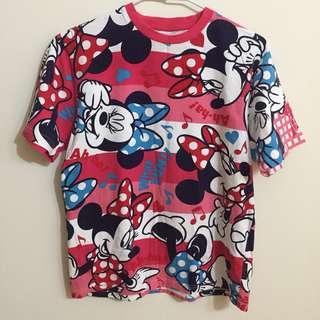 🚚 迪士尼樂園 米妮T恤