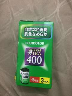 Fujifilm ISO 400 isi 36