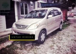 MPV 8 seater For Rent!