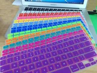 ☆CLEARANCE☆MacBook Air/Pro Silicone Keyboard Protector for 13/15""
