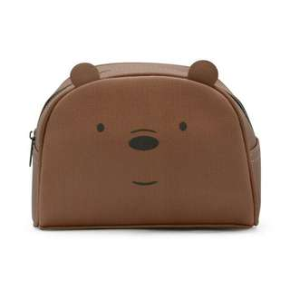 Licensed We Bare Bear Multi purpose Pouch