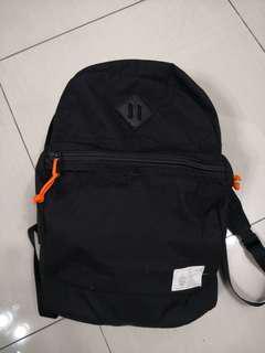 Cordura fabric Worm design lab backpack