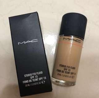 🚚 MAC超持妝無瑕粉底液