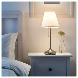 Ikea Arstid Table Lamp