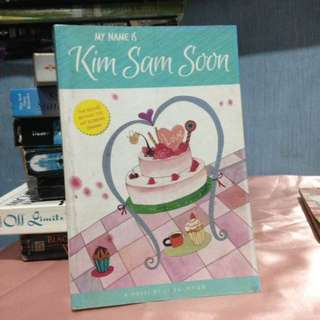 My name is kim sam soon