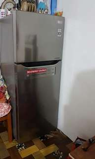 REPRICED: LG 2 door inverter refrigerator