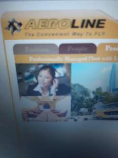 Aeroline bus ticket