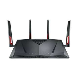 Asus Dual-band Wireless-AC3100 Gigabit Router - RT-AC88U
