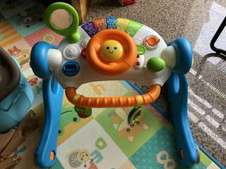 🚚 5 in 1 drive play gym walker toy r us