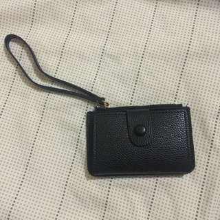 🆕Black wrislet wallet with card slots