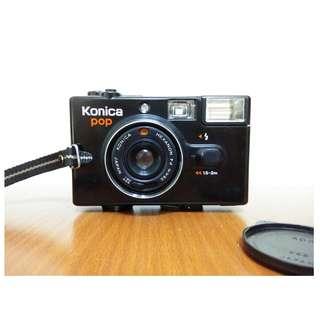 Konica pop (C35 EFJ) 隨身 lomo相機