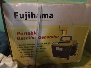 Fujihama Portable generator Japan technology