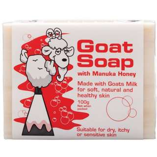 Goat soap Manuka Honey