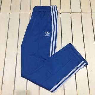 🚚 國外帶回 全新 正品 Adidas 運動長褲 藍