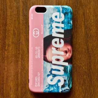 Monalisa X Supreme Iphone 6/6s Case REPRICED!