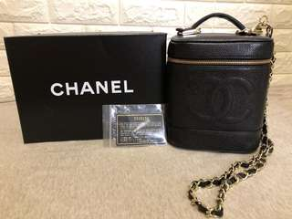 Chanel bucket