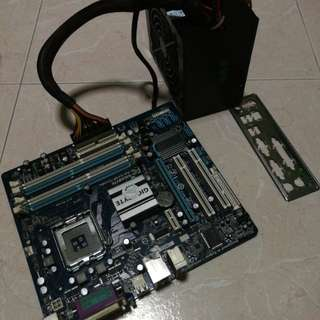 Old pc parts
