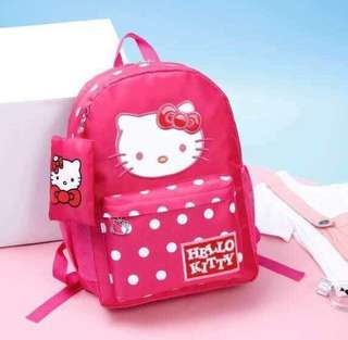 #017 Hello kitty 2in1 backpack  PRE ORDER!!!!