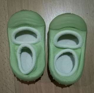 Baby's first steps baby shoes