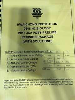 Alevel H2 Bio