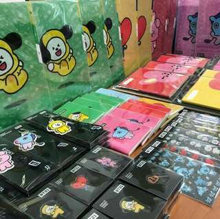 [ READY STOCK ] BT21 X Monopoly Official Merchandise