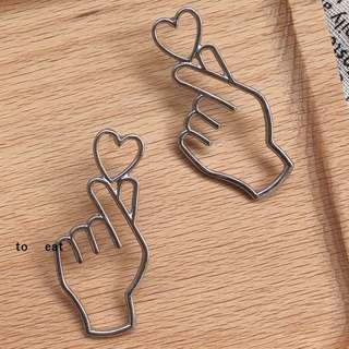 Peace Heart Earrings