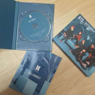 [WTS] BTS Japanese Album Face Yourself
