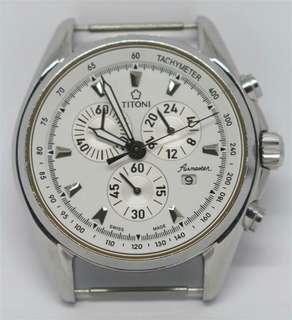 Titoni (梅花)Airmaster Men's Quartz Watch