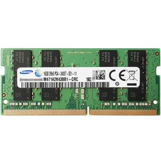 BNISB HP 16GB DDR4 2400 MHz (PC4-19200) SODIMM Ram for laptop & Apple iMac