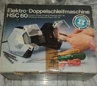 Portable grinder