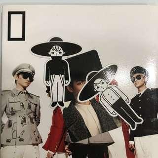 SHINee everybody album full set