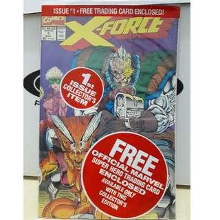 🚚 X-Force Vol. 1 #1 - 1st in self-titled run