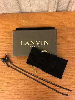 Lavin Earrings wood and metal