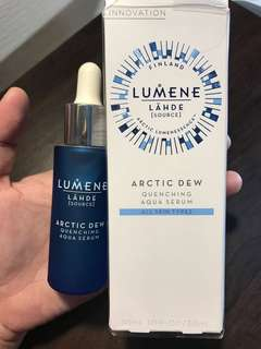 Lumene Source Arctic Dew Quenching Aqua Serum